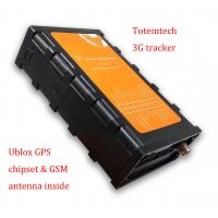 Buy cheap WCDMA / 3G Garmin GPS Vehicle Tracking 900Mah Polymer Battery Low Power Alarm product