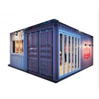 Buy cheap Various Module Sizes Custom Container House Short Construction For Living Accommodation product