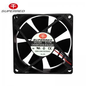 Buy cheap CHA8012CS 12DCV 80x25mm PBT Q Fan Control PWM Dc product