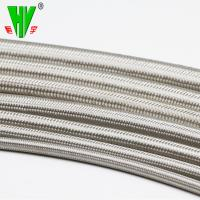 Buy cheap Shower hose high pressure 304 stainless steel hydraulic hose fittings PTFE tube product
