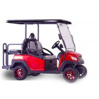 Buy cheap Special Design Electric Car Golf Cart , Multi Functional Motorised Golf Trolley product