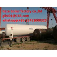 Quality Stainless Steel 30M3 perlite insulated vacuum cryogenic storage tank for O2,N2,AR for sale