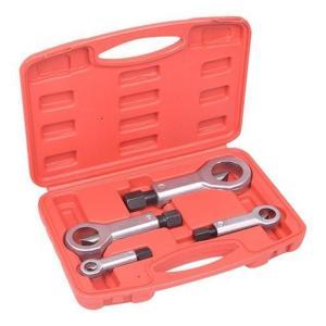 Buy cheap 4Pcs Nut Splitter Set 9-27mm Round Garage Hand Tools product