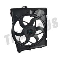 Buy cheap TS16949 Car Cooling Fan DV12 400W For B-M-W E90 Auto Radiator Kits product