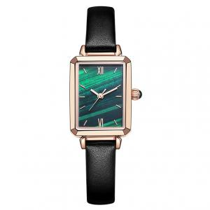 Buy cheap Rectangle Custom Design Fashion Ladies Watch Rose Gold Plating product
