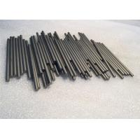 China Hip Unground Tungsten Carbide Round Bar  Heat Resistant For Wood Cutter Factory on sale