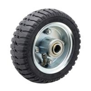 Buy cheap Strong garden cart rubber wheel 4.10/3.50-4 product