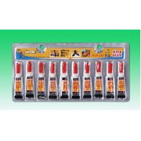 Buy cheap Fast Drying 502 Liquid Super Glue Instant Bond Adhesive High Performance product