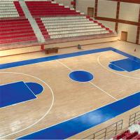 Buy cheap Hot sell basketball sports flooring product