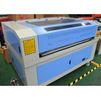 Buy cheap Closed double platform bed laser cutting machine product