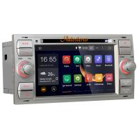 Ford Focus Kuga Car TVS And DVD Players With Radio MMC / SDHC SD Ports