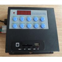 Buy cheap High Precision GPS Bus Announcement System Multi Media Player product