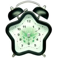 Buy cheap Plastic analog table twin-bell clock with colorful clock face product