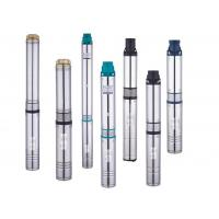 China IP68 Electric Single Phase Submersible Pump Water Well Drilling Tools 2 3 4 5 6 on sale