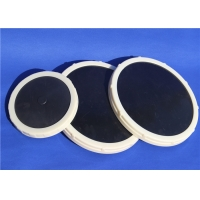 Buy cheap White Frame Plate Type 1mm 2mm Bubble Air Diffuser For Water Treatment product