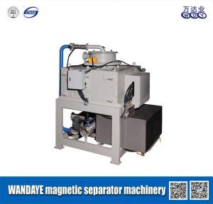 Buy cheap Separador magnético molhado da multi função para o minério 1400DCA 380ACV da terra rara product