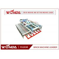 Buy cheap Fly Ash Porous Automatic Brick Setting Machine Non - Finished Pneumatic MPJ 360 product