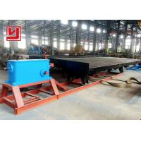 Buy cheap High Separating Efficiency 6s Shaker Table For Gold / Chrome / Manganese Recovery product