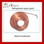 Buy cheap ice cream machine spiral condenser product