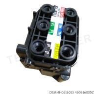 Buy cheap Air Suspension Control Valve Unit For Audi A8D4 Bentley Mulsanne A6 C7 4G 4H0616013 4G0616005C 4H0616005C product