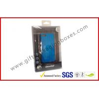 Buy cheap PVC / PET Plastic Clamshell Packaging ,CMYK Printing Iphone Case Box product