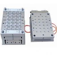 Buy cheap Custom Two Shot Hot Runner Injection Molding With LKM , DME Base product
