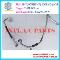 China Auto A/C hose Pipe TUBE AIR lines for Audi/VW GOLF Caddy Passat Tiguan 1KD820743K 1KD 820 743 K on sale