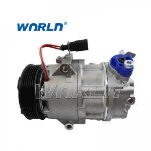 Buy cheap ISO9001 VW FOX CVC 6PK Vehicle AC Compressor product