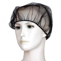 Buy cheap 100% Nylon Cleanroom Consumables Disposable Mesh Cap Hair Net Cap For Food from wholesalers