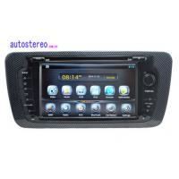 7 android 4 2 2 car sereo gps navigation for seat ibiza car stereo dvd player 102640097. Black Bedroom Furniture Sets. Home Design Ideas