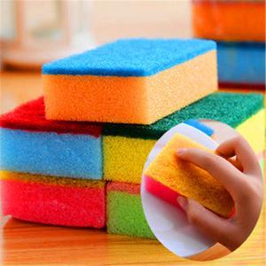 Buy cheap Kitchen sponge scourer /wonderful sponge scourer,sponge scouring pad,sponge scourer product