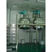 China 450L Gelatin Melting Tank For Health Products Care Maker / Fish Oil Maker on sale