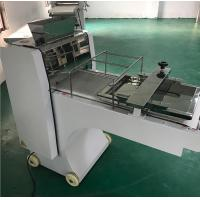 Buy cheap Electric Food Processing Equipments , Toast Bread Bakery Dough Rotary Moulder Shaping Machine product