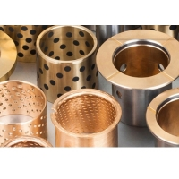 Buy cheap High Precision Copper Cast Bronze Bushings For Electronic Machine product