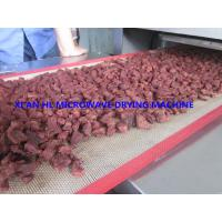 Buy cheap Industrial Belt Food Dehydrator Machine, meat microwave drying machine product