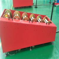 Buy cheap Red Automatic Wire Plating Equipment Loading Electroplating Sawing Nickel 10 Continuous Diamond product
