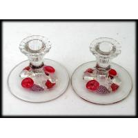 Buy cheap glass christmas votive holder product