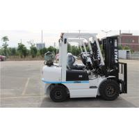 Buy cheap 3m 4m Mast Small LPG Forklift Truck For Cargo Handling 2.5t / 1.5t / 2t from wholesalers