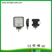 China IP68 low DC voltage LED work lights for vessels and vehicles on sale