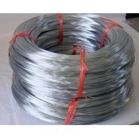Buy cheap TUV Approval Metalworking Hand ToolsFlat Wire Firm Zinc Coating 10-20g/Mm2 from wholesalers