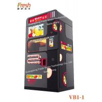 China food grade material fresh juice Orange Juice Squeezing Automatic Beverage Vending Machine with cleaning systems on sale