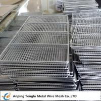 Buy cheap Stainless Steel Barbecue/BBQ Grill Wire Mesh Netting One-Off and Recycle Type product