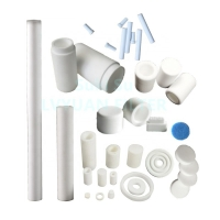 Buy cheap Liquid Oil Column Empty Spe Cartridge Sintered Plastic Filter With 1 - 100Um Micron product