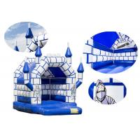 Buy cheap CE Kids Inflatable Bouncing Houses Garden Play Equipment With PVC from wholesalers