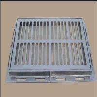 Buy cheap Hot Dip Steel Grating Drain Cover Welded Stainless Steel Easy Install product