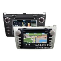 Buy cheap Car Stereo Mazda Sat Nav DVD WinCE 6.0 System For Mazda 6 With 3G WIFI C012 product