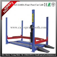 Automotive Lift Safety : At a t hydraulic cylinder car lift post auto