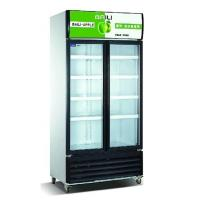 Buy cheap Vertical Showcase 818L Commercial Refrigerator Freezer LC-608M2AF For Supermarket product
