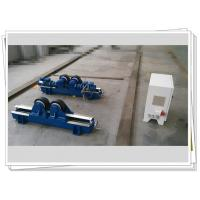 Buy cheap Tube / Pipe Conventional Welding Rotator With Dual Motor Driven product