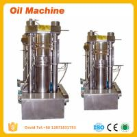 Buy cheap Almond nuts hydraulic oil press machine edible oil making equipment product